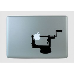 APPLE PEELER - MacBook Vinyl Skin Sticker Decal Art
