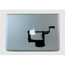 ÕUNAKOORIJA - MacBook sülearvuti kaane disainkleebis vinüülkaunistus