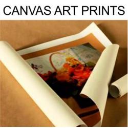 Fotolõuend, foto või pildi trükk lõuendile, maalide reprode printmine