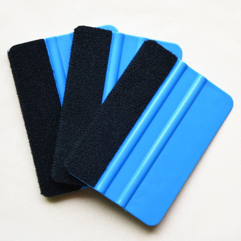 Avery Squeegee Pro Blue, vinyl application tool, vinyl applicator, felt squeegee